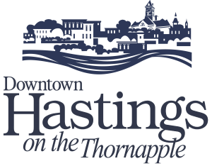 Downtown Hastings on the Thornapple