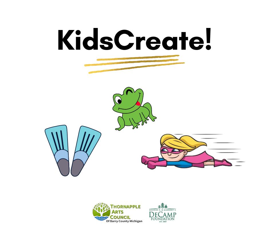 KidsCreate! Facebook