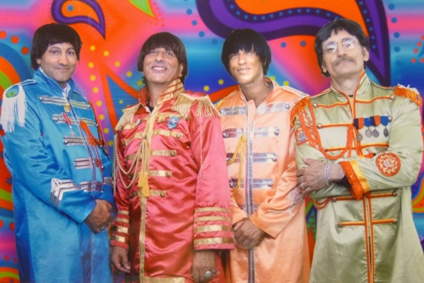 3:30-5:00 -- Toppermost Beatles Tribute